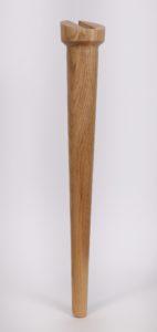 Noga toczona z drewna NPD006