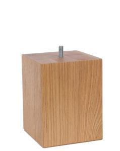 Stopka drewniana P014