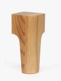Noga drewniana nks002