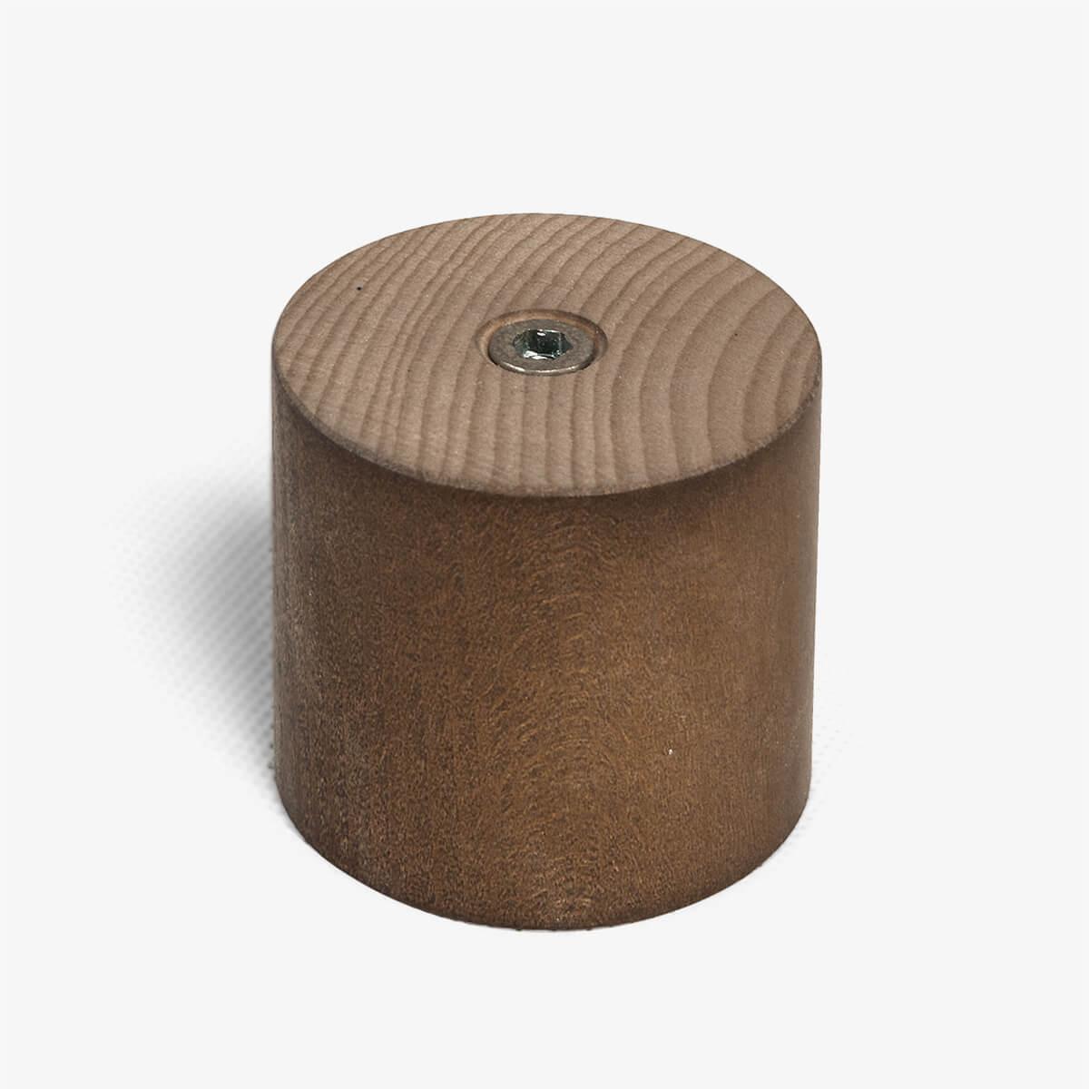 Stopka drewniana nks008