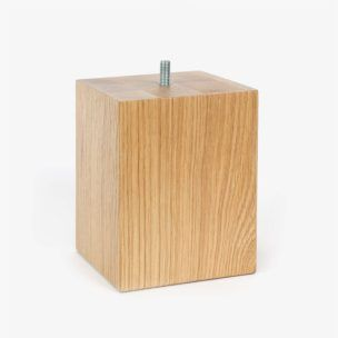Stopka drewniana nks010