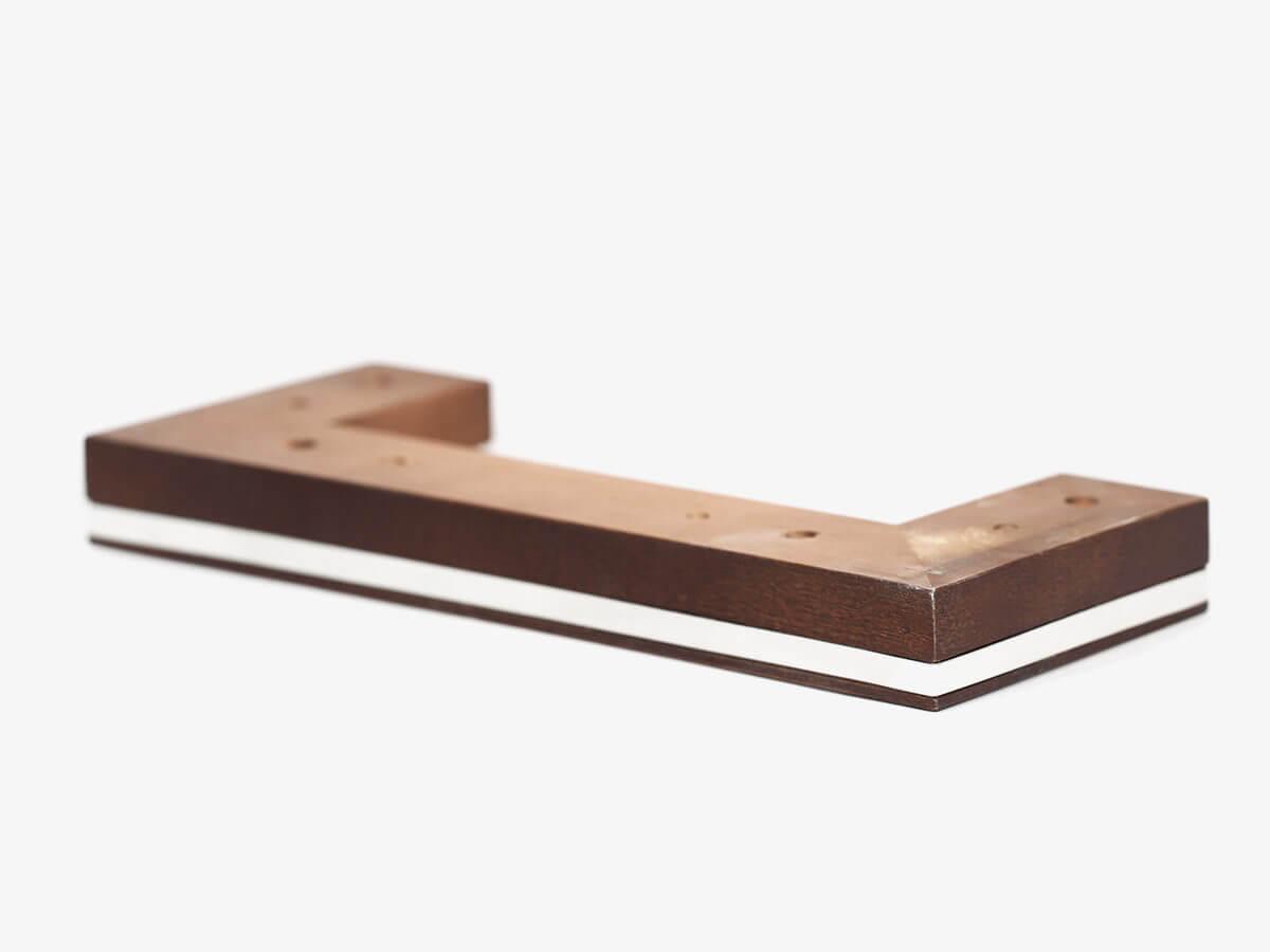 Stopka drewniana nks012