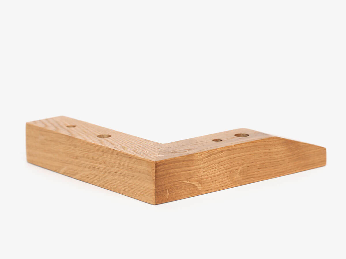 Stopka drewniana nks013