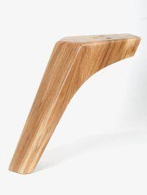 Noga drewniana nks004